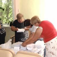 Координаційна рада здійснює підрахунок голосів, поданих у рамках проєкту