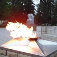 Громада вшановує пам'ять воїнів-визволителів та святкує День Перемоги над нацизмом. 8-9 травня 2018 року.