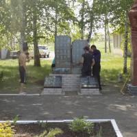 До Дня Перемоги над нацизмом. Воєводський старостинський округ. Травень 2018 року.