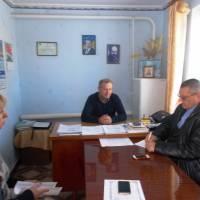 Посадовці селищної ради проводять виїзні прийоми громадян у населених пунктах громади