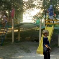 Дитяча площадка