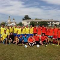 феєричний футбольний матч
