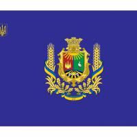 прапор громади ескіз Коломацького Володимира