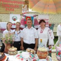 Виставка народної творчості з нагоди 90 річчя Троїцького району