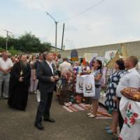 Вставка народної творчості з нагоди 90 річчя Троїцького району