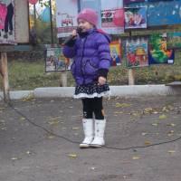 Маленька співачка