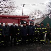 Відкриття Центру Безпеки Святовасилівської ОТГ