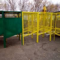Придбання для Святовасилівської ОТГ баків для збору пластика та скла