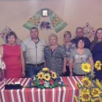 Працівники Сурсько-Михайлівської сільської ради