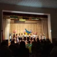 концерт у виконанні дітей
