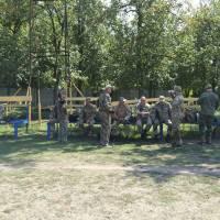 військово-спортивний збір