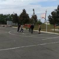 змагання зі стритболу