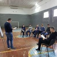 презентація волонтерського руху