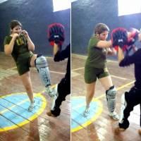 тренування з рукопашного бою