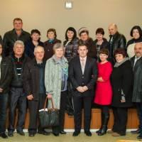 Депутати Спаської сільської ради сьомого скликання