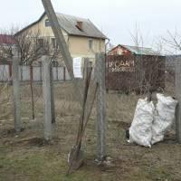 встановлення сміттєвих майданчиків
