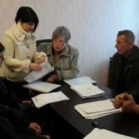 засідання постійної комісії з питань будівництва та землекористування