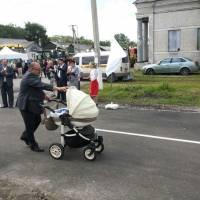 Відкриття дороги по вул. Шевченка