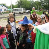 День захисту дітей у Богданівці 1 червня 2016 року