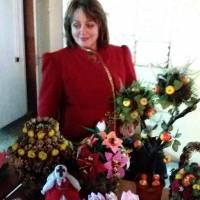 Народні митці громади прийняли участь у фестивалі - виставці в м. Павлограді