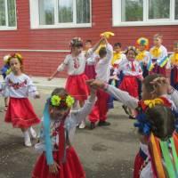 День захисту дітей Варварівська ЗОШ