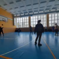районні змагання серед жінок з волейболу 06.03.21