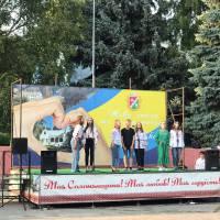 Гала-концерт учасників відкритого вокального онлайн-фестивалю «Ми-молодь твоя, Україно»