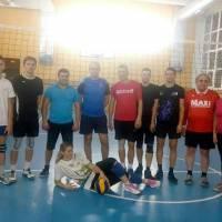 Товариська зустріч з волейболу (листопад 2019 року))