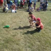 до відкриття дитячого майданчика спортивні змагання