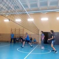 18.08.19 Товариський матч з волейболу