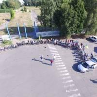24.08.17 Велопробін до Дня Незалежності України