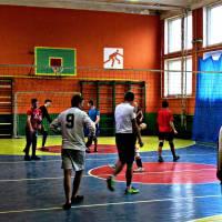 Турнір з волейболу серед аматорів