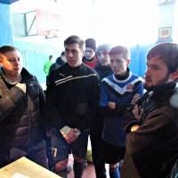 Відкритий зимовий турнір з мініфутболу серед аматорів на перехідний зимовий Кубок КЗ