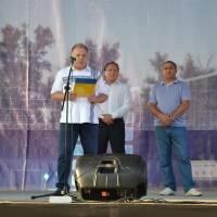 День села смт Царичанка  26.08.2017 р.