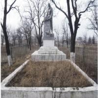 Місце поховання учасників громадянської війни