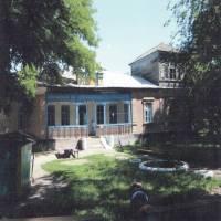 Бувший маєток Давида Пчілки побудований у ІІ половині ХІХ ст.