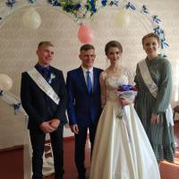 весілля Іван Оля
