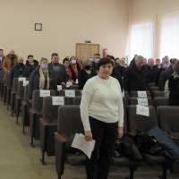 4 сесія Волноваської районної ради