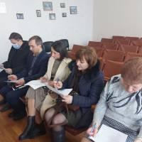 Засідання комісії з надання одноразової матеріальної допомоги