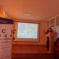 Воркшоп на тему «Реалізація Глобальної Флагманської ініціативи ООН Жінки «Безпечні міста та безпечні громадські простори для жінок та дівчат»