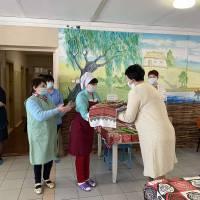 «Турбота» привітали із Міжнародним жіночим днем – 8 березня.