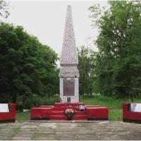 Черкаське братська могила
