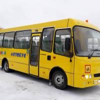 шкільний автобус Андріївської ОТГ