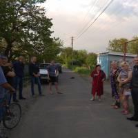 Збори  мешканців  громади