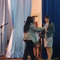 Привітання багатодітної матері Костюченко Лариси від Анни Павлової