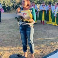 Привітання жителів громади від сільського голови  колишніх трьох каденсій Бойко Галини