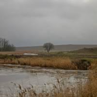 Місце в с.Криворіжжя де зливаються ріки:Водяна і Бик