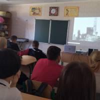 """Інформаційна хвилина """"Рух спротиву в Україні в 1941-1945рр."""
