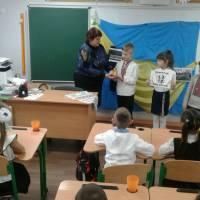 Інформаційна хвилина «Бій під Крутами в історії України» у 3 класі