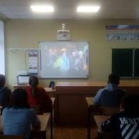 Відеоурок з обговоренням «Україна: шлях до свободи» (8 кл.)